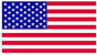 United States flag image used to show that the Steady Swing golf training aid is made in America.